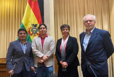 MOBI se presentó ante el Comité de Medio Ambiente de la Cámara de Senadores